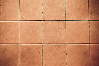 Tiles and grout